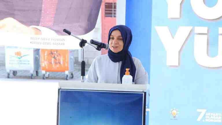 AK Partili Leyla Şahin Usta: CHP iktidara gelirse inancımızı yaşayamayız