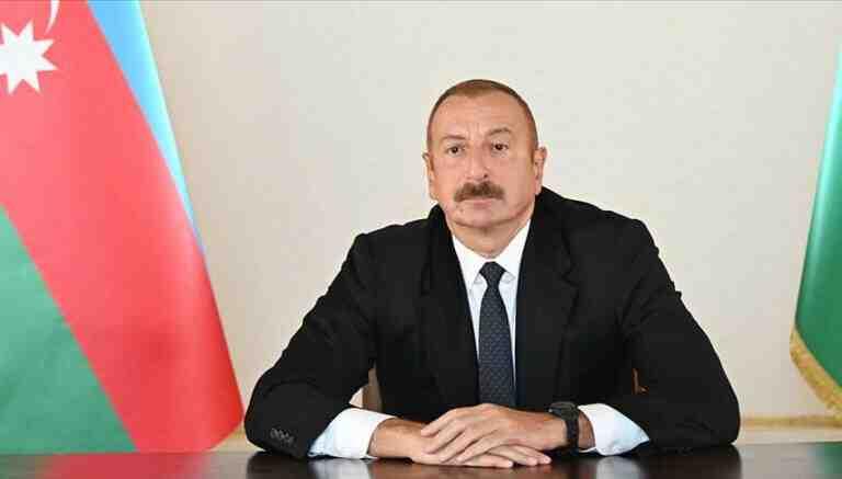 Aliyev'den Ermenistan saldırısına ilişkin açıklama
