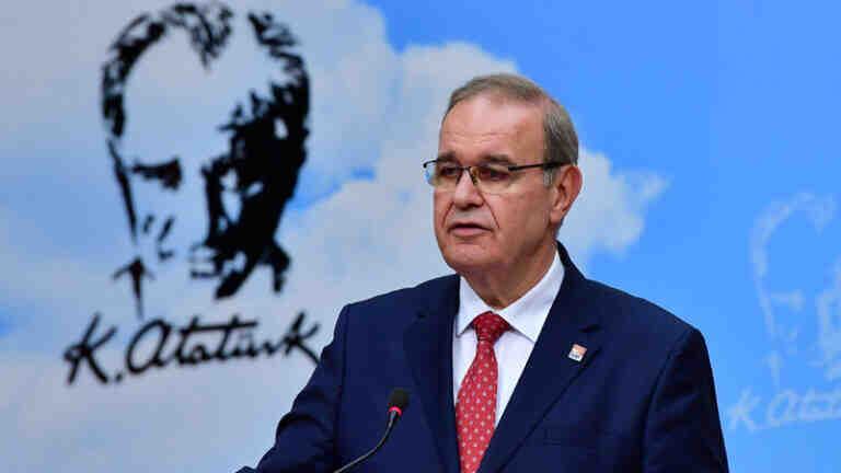 CHP'li Faik Öztrak'tan Suudi Arabistan çıkışı: Saray hükümetinden, nedense tek çıt çıkmıyor
