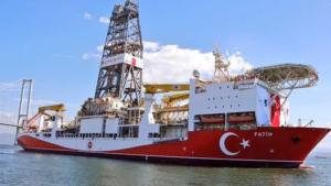 Cumhurbaşkanı Erdoğan, Fatih sondaj gemisinde