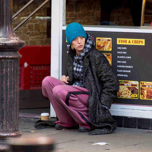 Kırmızı halının kraliçesi Blake Lively sokaklarda