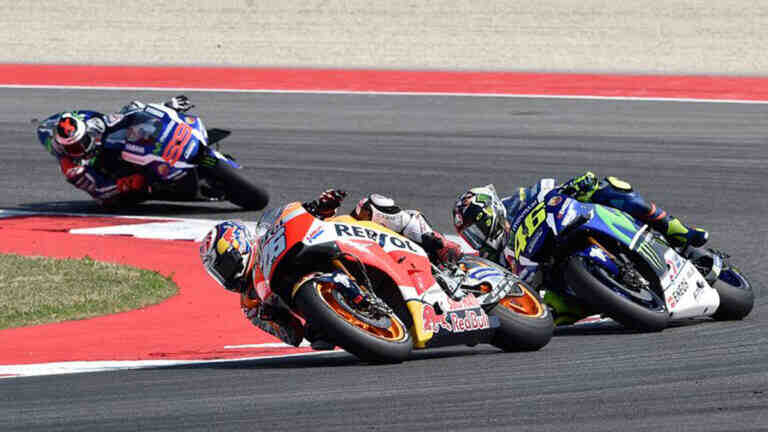 MotoGP heyecanı Fransa'da sürecek