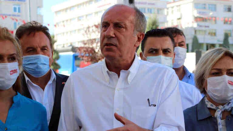 Muharrem ince: Türkiye derin bir yoksulluk yaşıyor