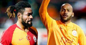 Son Dakika | Galatasaray'da transfer planı! Marcao ve Luyindama satılırsa…