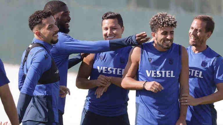 Trabzonspor, İstanbul takımlarıyla karşılaşacak