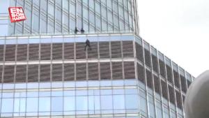 Trump Tower binasından sarktı: Trump'la görüşmezsem ipi keserim