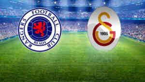 UEFA Avrupa Ligi Play-Off Turu | Rangers Galatasaray