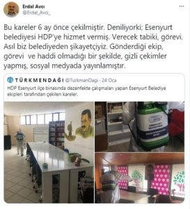 "CHP HDP arasında ""Bizi ispiyonladınız"" kavgası!"