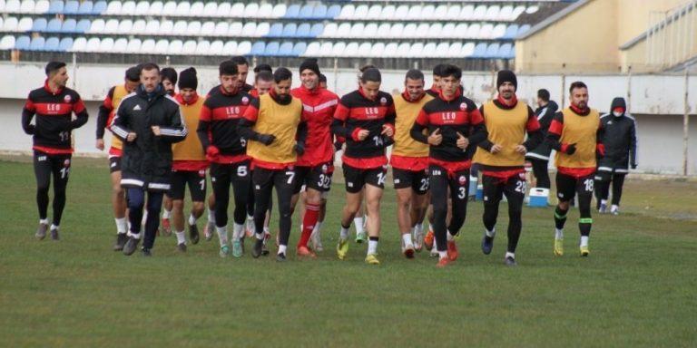 Kahramanmaraşspor'da 24 Erzincanspor maçı hazırlıkları devam ediyor