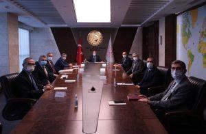 Kahramanmaraş'ta ki O sektöre bakanlık destek verdi
