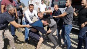 Kahramanmaraş'ta iki grup kavga etti 5 gözaltı