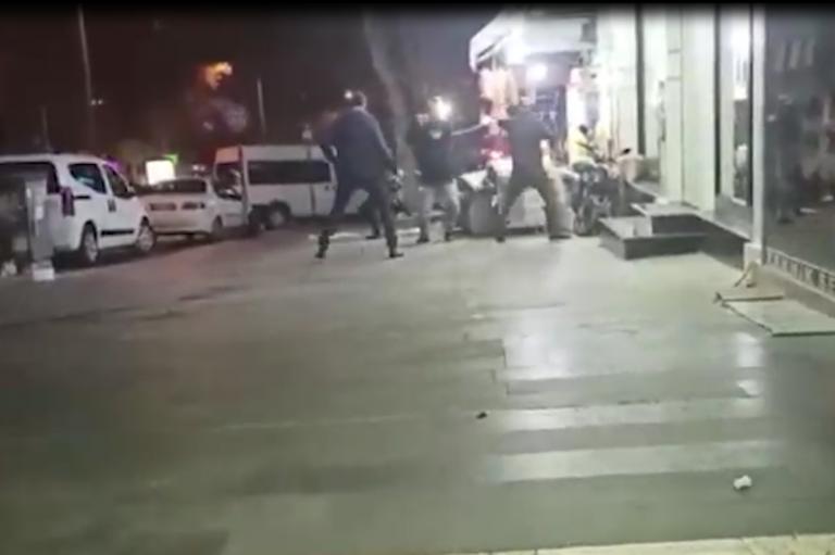 Kahramanmaraş'ta sopalı yumruklu kavga