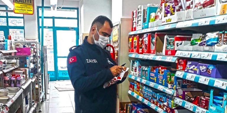 Kahramanmaraş'ta ürün etiketleri denetlendi