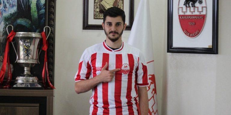 Kahramanmaraşspor orta sahasını Salim İyik ile güçlendirdi