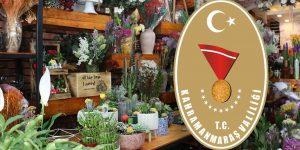 Kahramanmaraş'ta 14 Şubat günü çiçek satışı yapan iş yerleri yasaklardan muaf tutulacak