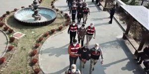 Kahramanmaraş'ta jandarma ekipleri uyuşturucu satıcılarına ağır darbe vurdu