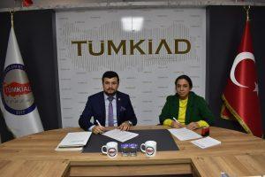 TÜMKİAD ile TEKLİFLER.NET arasında protokol imzalandı
