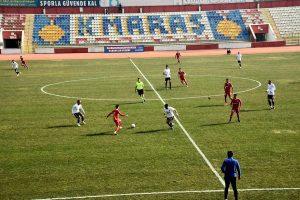Kahramanmaraşspor 3 puanı tek golle aldı