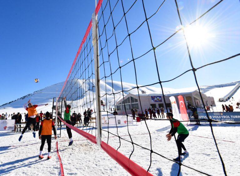 Yedikuyular spor ve kış turizminin gözdesi olacak