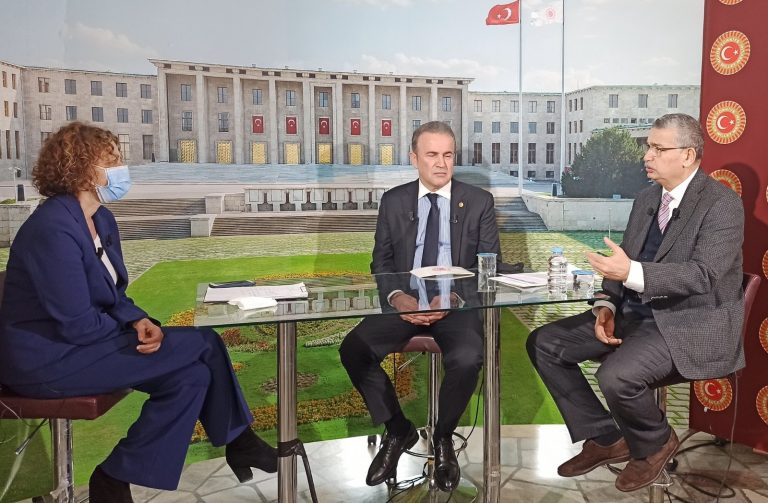 """AK Parti'li Güvenç, """"TSK artık kuzey Irak'ta da PKK'yı barındırmayacaktır"""""""