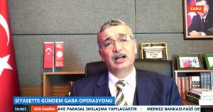 """Güvenç, """"CHP genel başkanının yaptığı bu açıklamayı kabul etmek mümkün değil"""""""