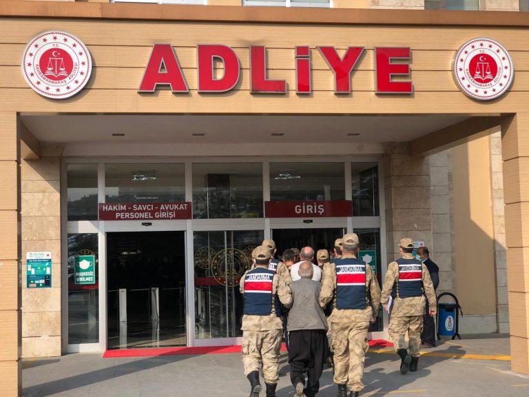 Kahramanmaraş'ta küçükbaş hayvan hırsızlığı yapan 2 kişi tutuklandı
