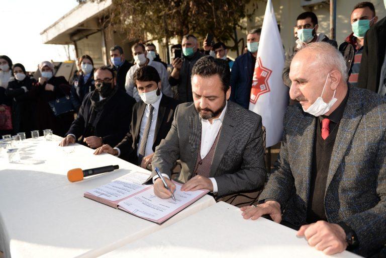 Elbistan Belediyesi'nde en düşük işçi maaşı bürüt 5 bin 8 TL oldu
