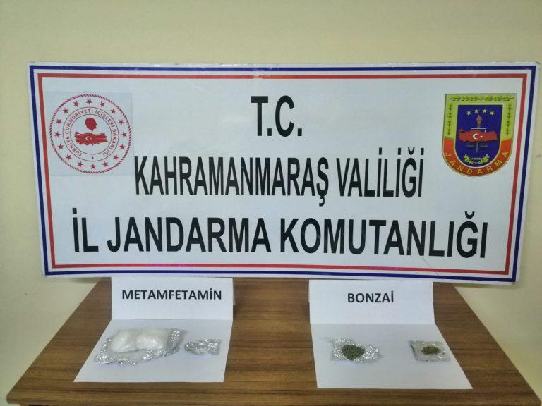 Jandarma uyuşturucuya savaş açtı