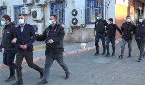 Kahramanmaraş'ta telefon gaspçıları tutuklandı