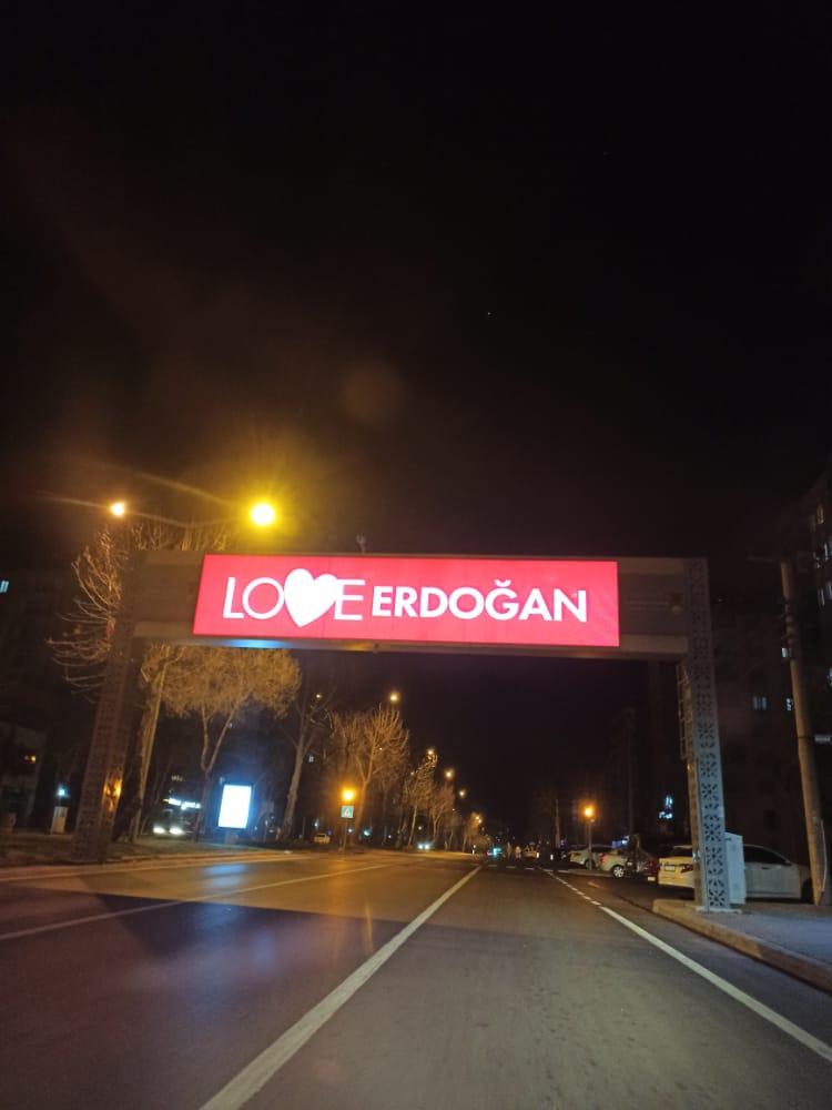 Edelerden Başkan Erdoğan'a destek