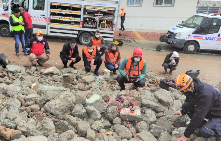 Pazarcık'ta 'AFET ve Acil' durumlara karşı MEB AKUB ekibi kuruldu