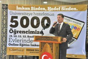 Dijital devrimi Osman Okumuş yaptı