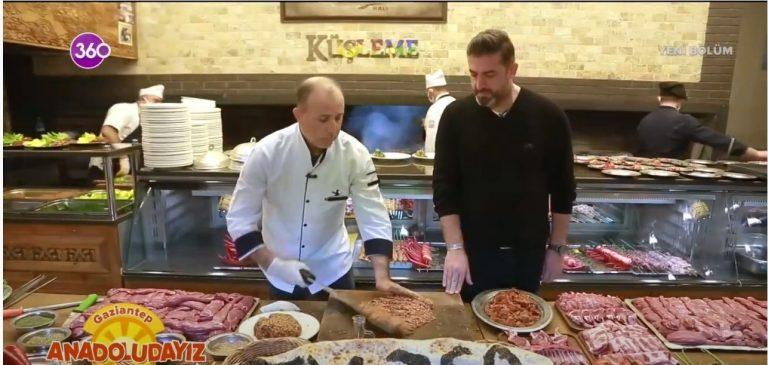 360 TV Anadoludayız programı ile Kahramanmaraş'a geliyor!