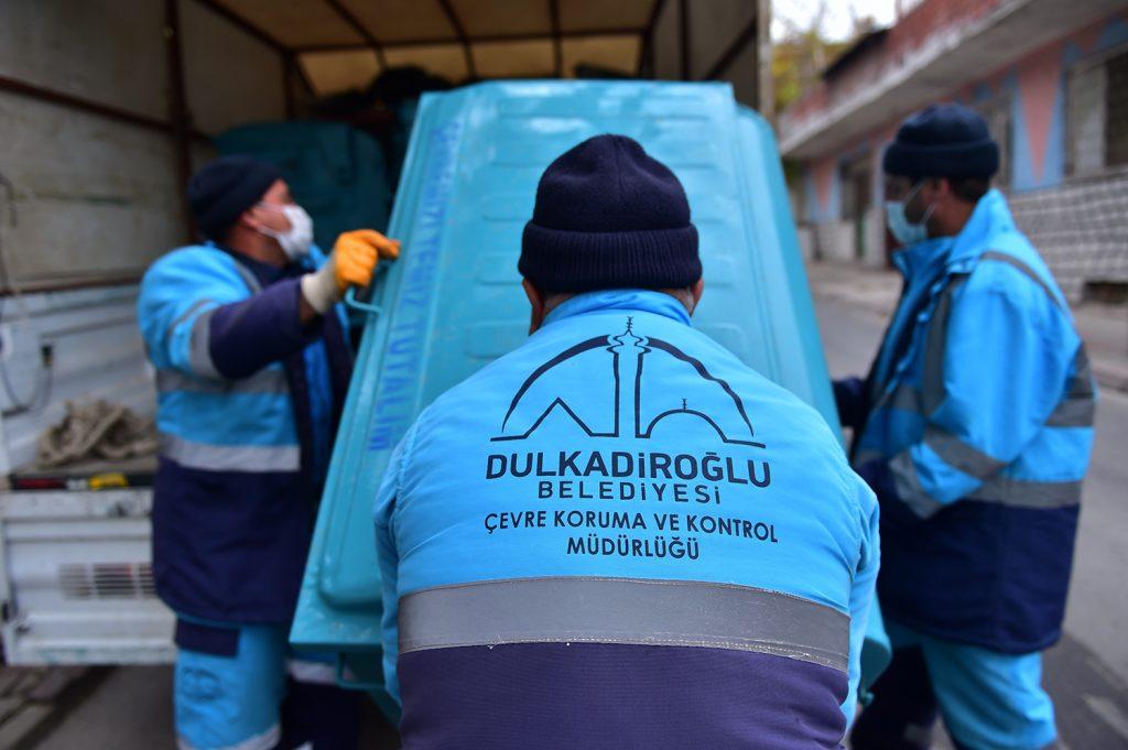 Dulkadiroğlu Belediyesine sıfır atık belgesi verildi