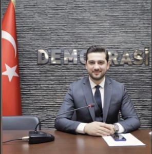 AK Parti Gaziantep  Gençlik Kolları Başkanı Mesut Bozatlı oldu