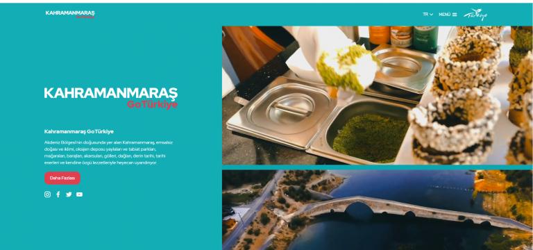 Kahramanmaraş Turizmin yeni sitesi artık burası olacak