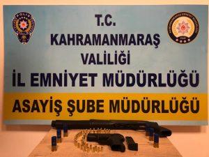 Kahramanmaraş'ta silahlar konuştu: 3 yaralı