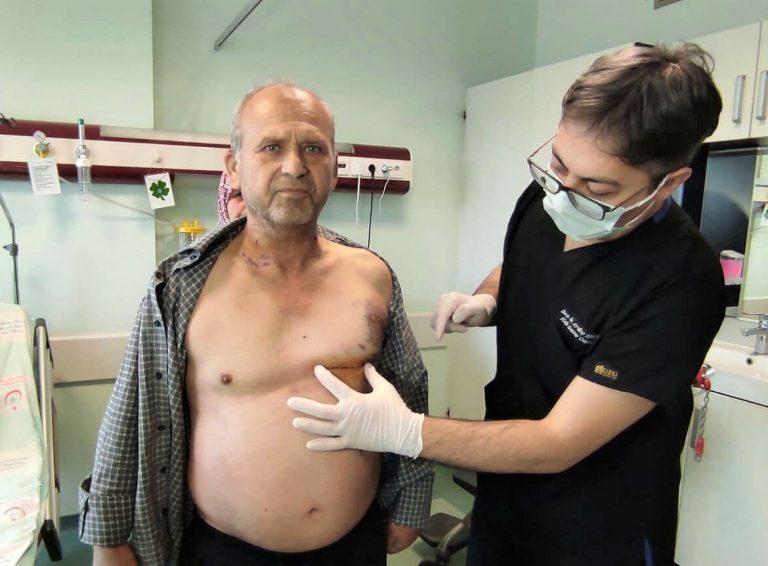 KSÜ Tıp Fakültesinde göğüs kafesi açılmadan 'Koroner Bypass' ameliyatı yapıldı