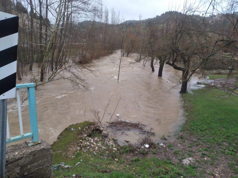 Kahramanmaraş'ta 5 ev tahliye edildi