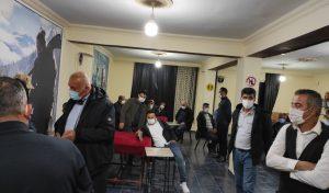 Jandarma kağıt oyuncularına 86 bin liralık oyun cezası kesti