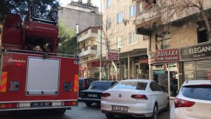 Kahramanmaraş'ta korkunç olay:  genç kız intihar etti