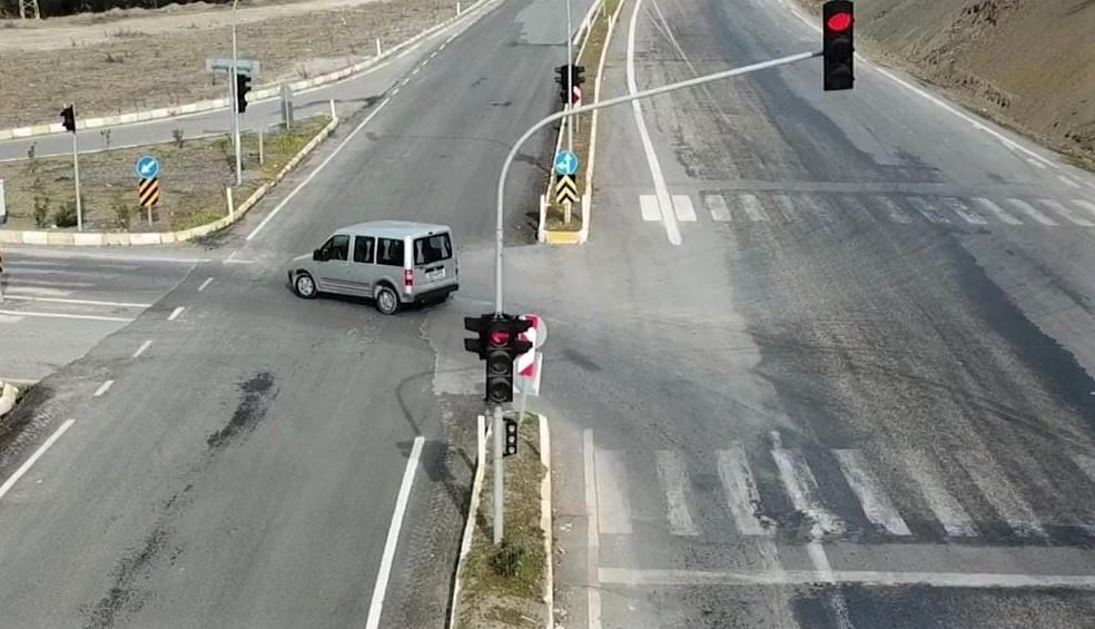 Sürücüler Teknolojiden kaçış yok