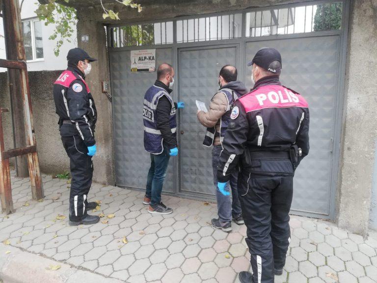 Kahramanmaraş Polisinin Halk İçin Yaptığı Huzur Mesaisi Devam Ediyor!
