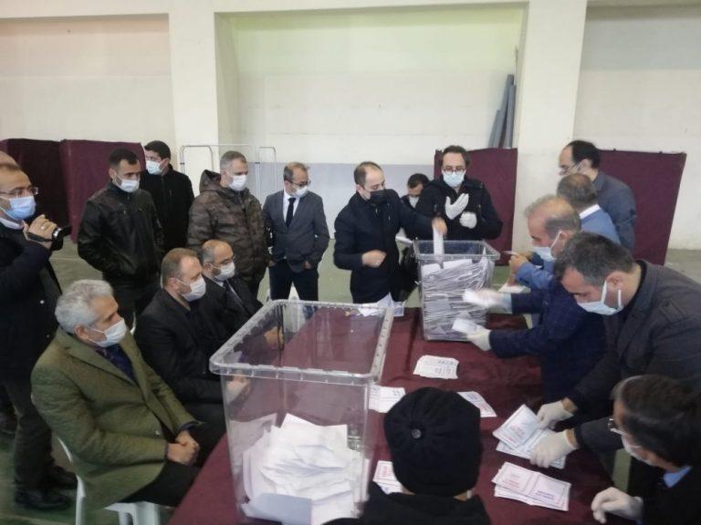 Kahramanmaraş Büyükşehir Belediyesinde ki işçiler greve evet dedi