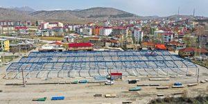 Başkan Aydın'dan Göksun'a büyük kapalı semt pazarı projesi