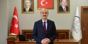 """Başkan Okay: """"Mübarek Ramazan-ı Şerifinizi gönülden tebrik ediyorum"""""""
