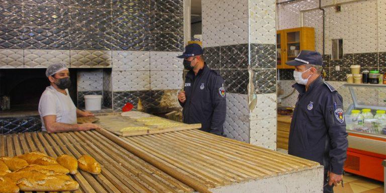 Kahramanmaraş'taki fırınlara İSDEM sistemi