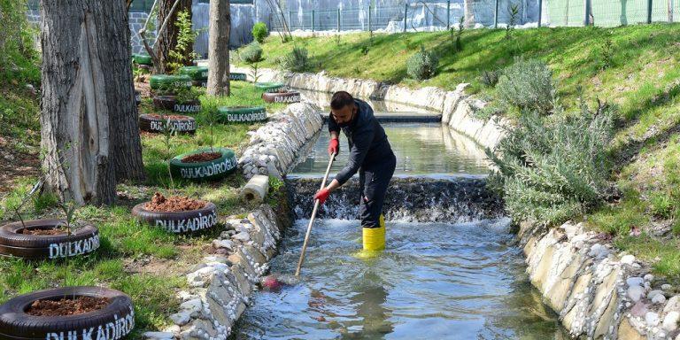 Cevizli Park Yeni Sezonda Yenilenerek Hizmete Açılıyor