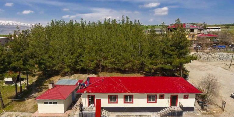 Dulkadiroğlu Belediyesi Sosyal Tesis Çalışmalarını Hız Kesmeden Sürdürüyor