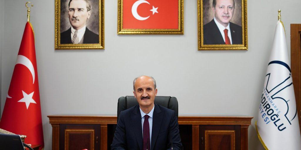 """Başkan Okay: """"23 Nisan Türk Tarihinin Dönüm Noktalarından Biridir"""""""